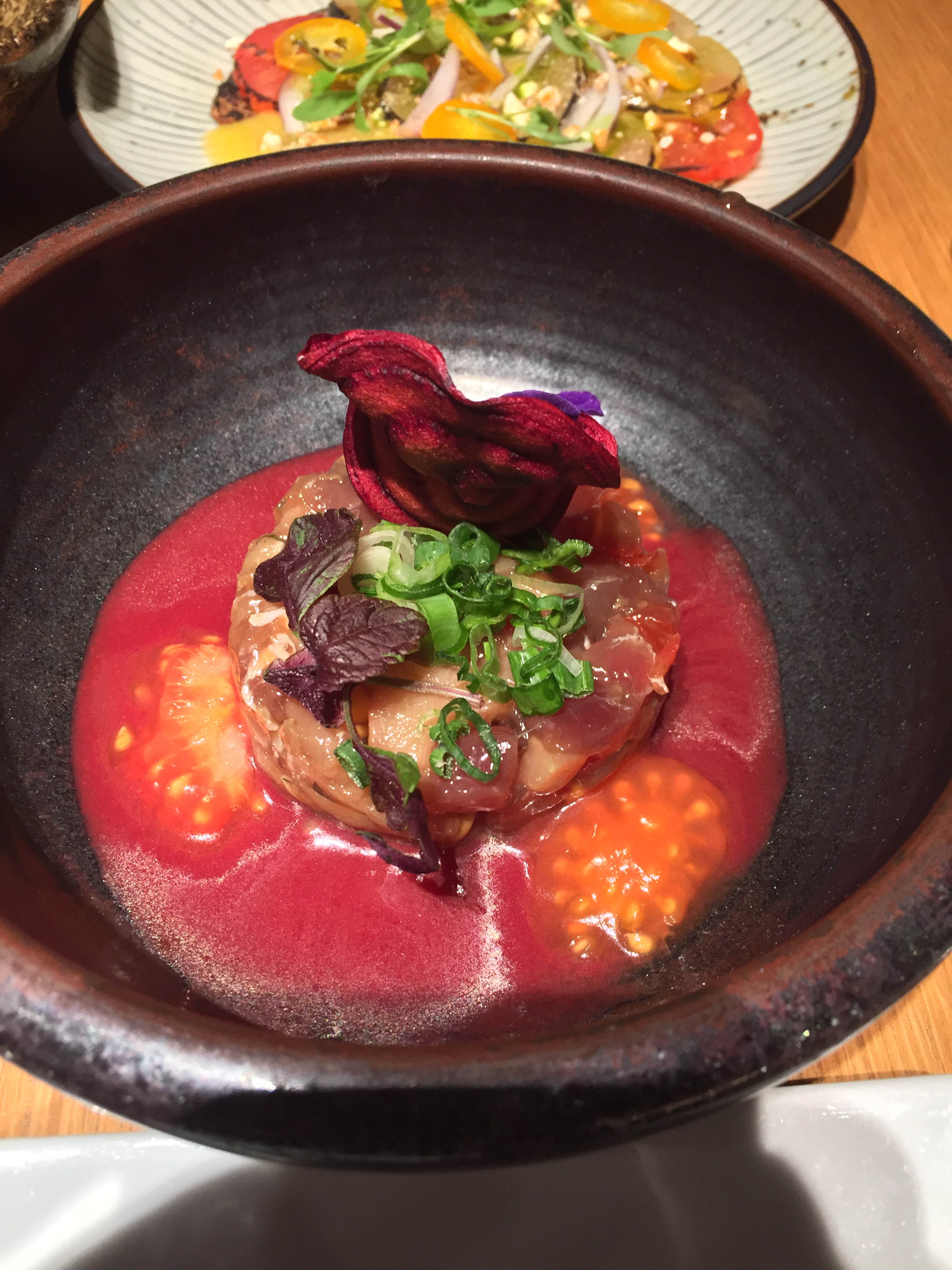 London's Dining Couple Chotto Matte Review - Soho Restaurants